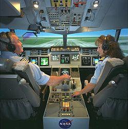 flygsimulator