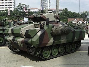ACV-300 of the Malaysian Army
