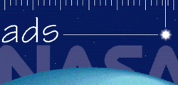 The SAO/NASA Astrophysics Data System logo