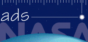 Astrophysics Data System - Image: ADS logo