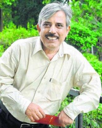 Bhanu Bharti - Image: AIMING HIGH Bhanu Bharti in New Delhi