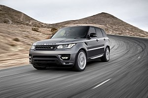 Range Rover Sport - Image: ALL NEW RANGE ROVER SPORT REVEALED (8594176684)