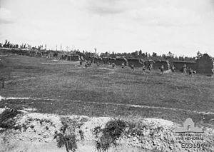 21st Battalion (Australia) - The 21st Battalion attacks Mont St Quentin, 1 September 1918