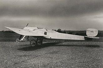 Bristol Coanda Monoplanes - A Bristol Coanda in 1912