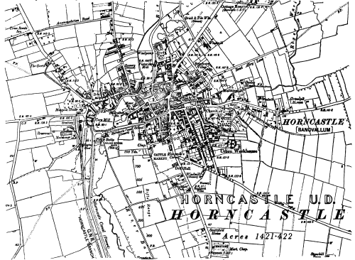 A History Of Horncastle From The Earliest Period To The Present Time