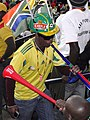 A South African Fan Plays His Vuvuzela (4706247384).jpg