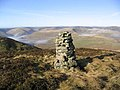 A cairn on Arkleton Hill - geograph.org.uk - 328304.jpg