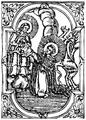 A devolução da Cédula a Frei Gil pela Virgem Maria (in Flos Sanctorum, Tomo I, 1741).png