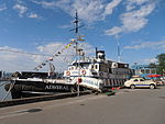 A port bow view of the Admiral Tallinn 26 July 2012.JPG