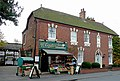 A real traditional butcher, Alrewas, Staffordshire - geograph.org.uk - 1587951.jpg