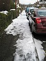 A snowy pavement in Mareschal Road - geograph.org.uk - 1156680.jpg