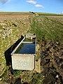 A water trough at Doorpool Hill - geograph.org.uk - 756076.jpg