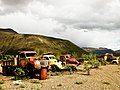 Abandoned trucks on the Canol Heritage Trail.jpg