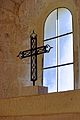 Abbaye Notre-Dame de Sénanque croix 01.jpg