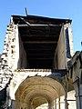 Abbaye Notre-Dame du Val - Etage de la galerie du cloitre.jpg