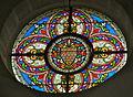 Abbaye de Royaumont vitraux by Lévêque 03.JPG