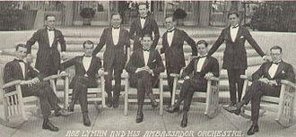 Abe Lyman - Abe Lyman's Orchestra in 1922