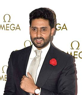 Abhishek Bachchan Indian actor