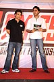 Abhishek Bachchan and Uday Chopra launch 'YOMICS' 08.jpg