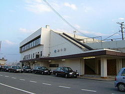 Aboshi Station north.JPG