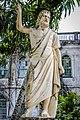 Abrigo Dom Pedro II Salvador Bahia Statue 2019-0512.jpg