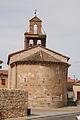 Abside de San Claudio de Olivares (Zamora).jpg