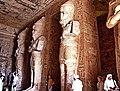 Abu Simbel Temple 阿布辛貝神廟 - panoramio (3).jpg