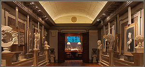 D. Jeffrey Mims - Image: Academy of Classical Design ~ Cast Hall