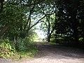 Access to Brownmuir Croft - geograph.org.uk - 1381729.jpg