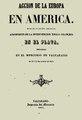 Accion de la Europa en America - Juan Bautista Alberdi.pdf