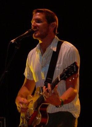 Adam Gardner - Gardner in concert.