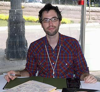 Adam Rex American childrens illustrator and writer (born 1973)