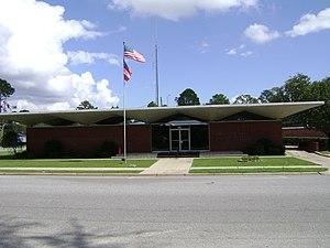 Adel, Georgia - Adel City Hall, 2012