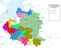 Administrative divisions of the Roman Catholic Church in Polish-Lithuanian Commonwealth in 1772.PNG