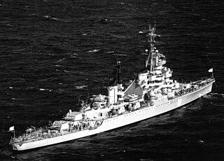 <i>Sverdlov</i>-class cruiser 1950s cruiser class of the Soviet Navy