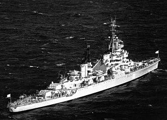 Sverdlov-class cruiser - Image: Admiral Ushakov 1981