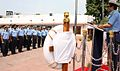 "Admiral RK Dhowan, CNS administering the ""Swachhta Shapath"" to Naval Officers and Sailors at New Delhi.JPG"