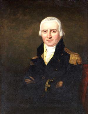 Erasmus Gower - Admiral Sir Erasmus Gower