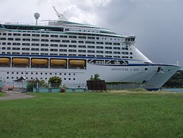 De Adventure of the Seas