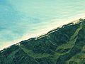 Aerial photograph of the Koshirazu coast.jpg