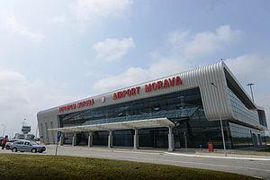 Morava Airport - Image: Aerodrom Morava