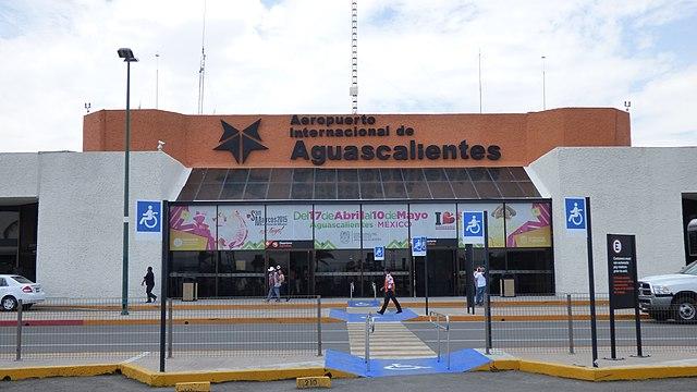 Aéroport international d'Aguascalientes