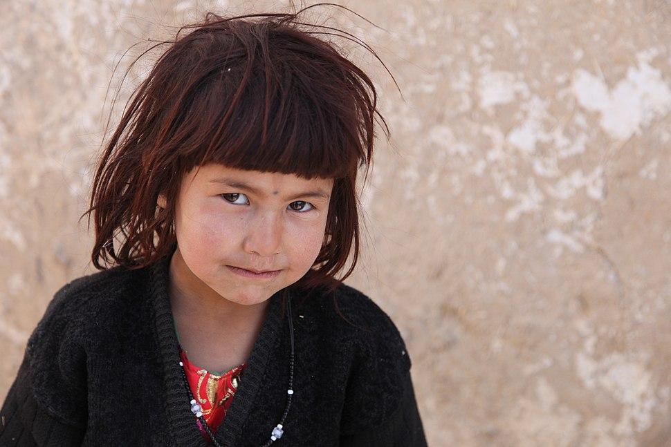 Afghans receive school supplies 111208-A-RX742-037
