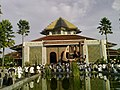After ied fitri praying @ UGM mosque Yogya - panoramio.jpg
