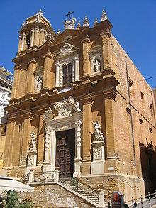 San Lorenzo Sizilien Hotel