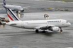 Air France, F-GRHU, Airbus A319-111 (24367400437).jpg