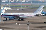 Airbus A310-304 (Spanish AF) (10068454503).jpg