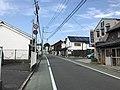 Akama-shuku in Munakata, Fukuoka 4.jpg
