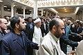 Akbar Hashemi Rafsanjani in Qom (22 8503150186 L600).jpg
