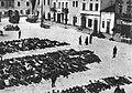 Akcja likwidacyjna ludności żydowskiej Rynek w Chrzanowie.jpg